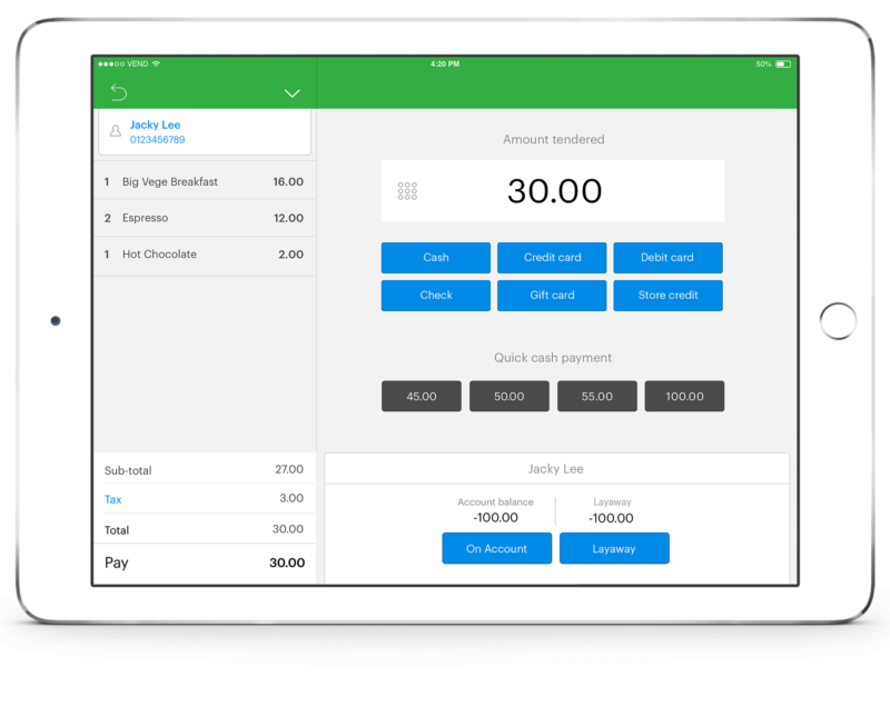 the 4 ss you need in choosing the right pos system for your business