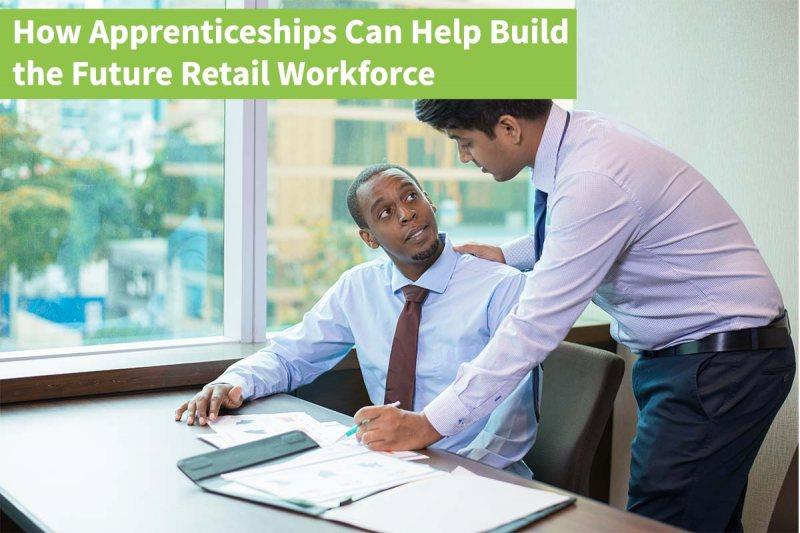 retail apprenticeships
