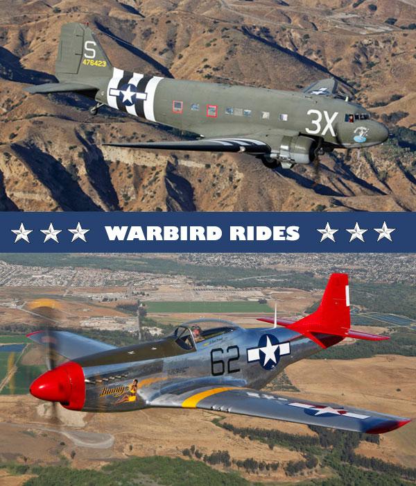 warbird-rides